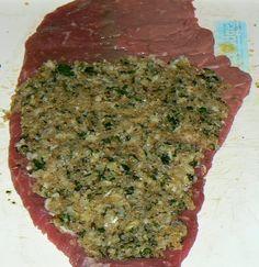Peep's Beef Braciole Food and Drink Forum Pork Recipes, Gourmet Recipes, Cooking Recipes, Sirloin Recipes, Kabob Recipes, Fondue Recipes, Meatball Recipes, Sausage Recipes, Dinner Recipes