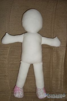 como hacer muñecas de trapo paso a paso - Buscar con Google