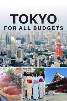 A guide to traveling Tokyo on a budget of as low as $60 a day. Resources and tools to help you find cheap accommodation, food, and transportation