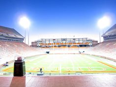 """All of the Lights"", Death Valley, Memorial Stadium, Clemson, SC"