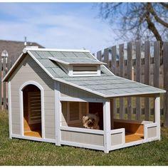 Precision Outback Savannah Dog House