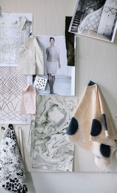 61 ideas fashion design inspiration ideas mood boards print patterns for 2019 Portfolio Mode, Fashion Portfolio, Portfolio Ideas, Mood Board Fashion, Fashion Art, Trendy Fashion, Fashion Studio, Style Fashion, Choice Fashion