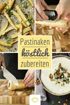 Die besten Tipps&Tricks für Pastinaken + köstliche Rezeptideen