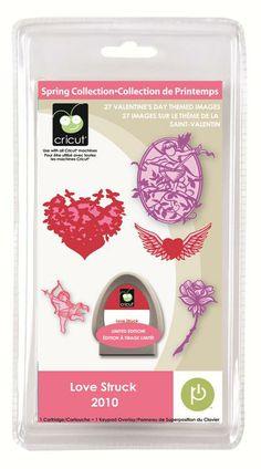 Cricut® Love Struck Seasonal Cartridge