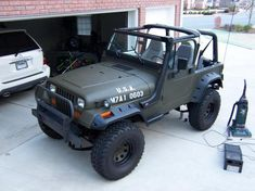 Good-looking YJ