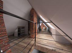 mieszkanie na poddaszu - zdjęcie od frog_studio - Garderoba - Styl Industrialny - frog_studio