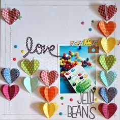 Jelly Beans - Scrapbook.com