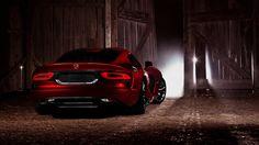 2013 Dodge Viper Rear View