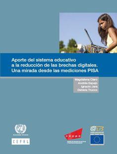 Aporte del sistema educativo a la reducción de las brechas digitales. Una mirada desde las mediciones PISA