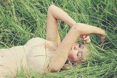 Model Mellissa Laycy of Hughes Models by Gavin SF.