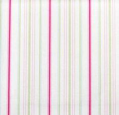 Ashley Wilde Ellacombe Stripe Pink Blue Sorbet Cotton Designer Curtain Fabric   eBay