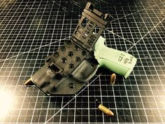 The Federal IWB/OWB Custom Holsters, Kydex, 2 Colours, Shopping, Color, Design, Federal, Colour