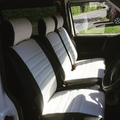 Seat Covers, Camper Van, Vw, Car Seats, Vehicles, Bench Seat Covers, Recreational Vehicles, Camper, Rolling Stock