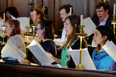 Choral Evensong Choir Reunion May 2017 - Image courtesy and © of Hugh Warwick 2017 Images, Choir, Oxford, University, College, Music, Greek Chorus, Muziek, Choirs