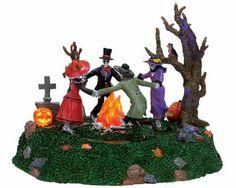 Lemax Spooky Town Skeleton Jamboree # 74595