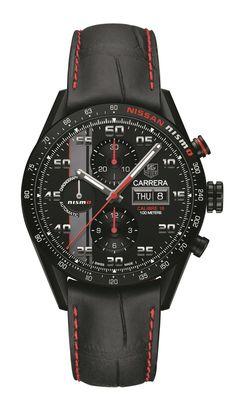 TAG Heuer Carrera Calibre 16 Chronographe Day-Date «Nismo»
