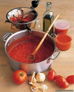 Simple Tomato Sauce Recipe on Yummly