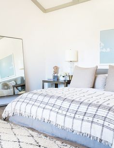 One of the most serene bedrooms I have ever laid my eyes on