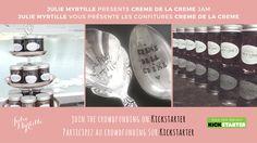 Lancement de la campagne de crowdfunding Crème de la Crème