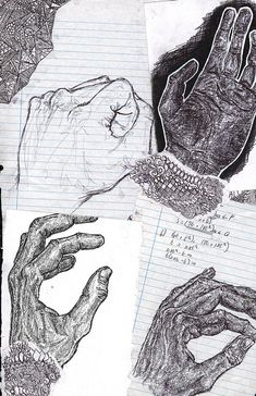 This AS Art sketchbook page shows visual research at its purest. Students often forget that research doesn't just involve analysing artist work; it includes the visual investigation of forms: drawing items from a range of angles and in a range of differen Life Drawing, Drawing Eyes, Drawing Art, Form Drawing, Anatomy Drawing, Figure Drawing, Nature Green, Lilo Et Stitch, Sketchbook Pages