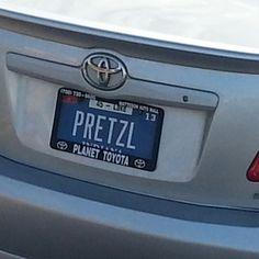 Pretzel lover!