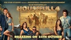 Three couples who get separated from each other due to an evil ploy, reincarnate after 600 years and meet each other as history repeats itself again. Housefull 4 on vuoden 2019 Bollywood-komediadraama, jonka auttaja on Farhad Samji. Hd Streaming, Streaming Movies, It Movie Cast, Movie Tv, New York Times, Marrying The Wrong Person, Bobby, Free Films, Movies Free