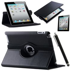 Case Cover For Apple iPad Air 2/iPad 6 (2014) PU Leather Flip Smart Stand 360 Rotating Case Screen Protector Film Stylus Pen | Price: US $8.54 | http://www.bestali.com/goto/32225565049/10