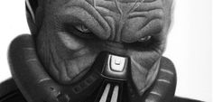 Check out this amazing Darth Malgus Graphite Drawing