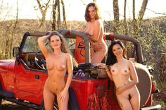 "toplessjeepwives: ""Please submit photos to nudewives1972@gmail.com. Please only submit owned material. """