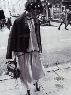 Agnes Sokolowska for L'Officiel Paris by Billy Ballard