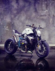 BMW Concept Roadster Revolution (via RocketGarage)