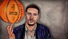 Some awesome Klay Thompson @klaythompson artwork road to Rio De Janeiro Brazil. Go USA! #klaythompson #rio #usa #basketball #warriors #style #olympics #nike #la #sports #nba #portraits #athlete #kevindurant #art #artwork #drawing #photorealism #realism #riodejaneiro #3d #socal #ink #spin #ballislife #curry #allstar #cali #westcoast #fashion