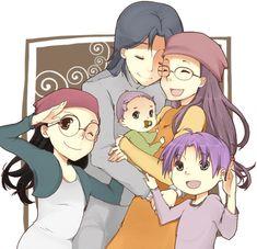 kenyako | Tumblr [I still ship Ken with Hikari, but this pic is still cute!]