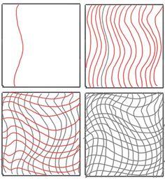 Orlique |  zentangle Tangle unpublished