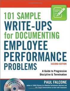 Use These Samples To Write A Formal Employee Reprimand Letter