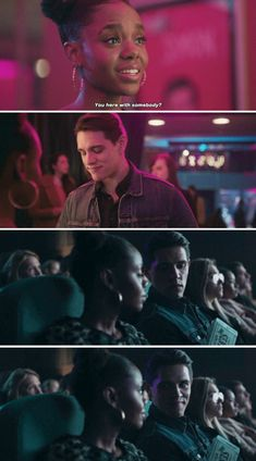 Riverdale 2x14 - I'm sorry about what I said. It wasn't my place to do that. I was just hurting and mad at my mom. It's okay, Josie.