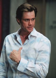 Jim Carrey. Bruce almighty