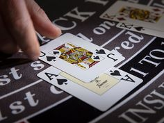 Win at blackjack now with side games in the online casino. Jack Black, The New Yorker, Online Casino, Playing Cards, Crowd, Gaming, Games, Playing Card