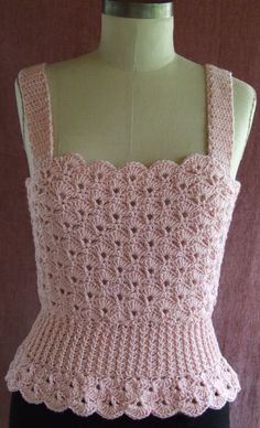 I have designed this top for a lady who has survived breast cancer and had dual mastectomy. She wanted a summer top that would make her feel sexy and still cover her bra.