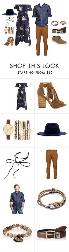 """What to wear for engagement photos - 1"" by rebecca-bose on Polyvore featuring Chinese Laundry, Jessica Carlyle, Études, Superdry, GUESS, Anchor & Crew, Miracle Icons, Steve Madden, Hipster and boho"