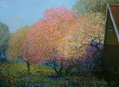 I love this guys paintings - Ton Dubbeldam