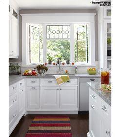 Kitchen inspiration - thisoldhouse.com