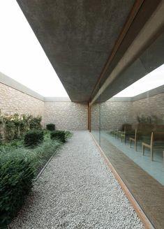 cemetery frei-weinheim  by bayer & strobel architekten