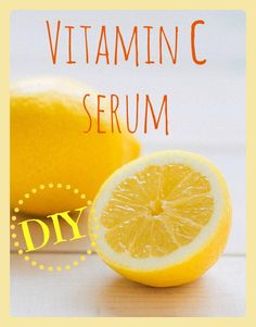 Crema viso alle vitamine a c e con caffeina cosmetici pinterest vitamin c is a very powerful substance and it is found in many commercial products for diy skin solutioingenieria Images