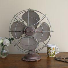 Westinghouse - Industrial Decor -Mid-Century Fan. $49
