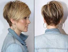 nice 30 best short hairstyles for women over 40 // #Best #Hairstyles #over #Short #Women