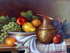 bodegón de frutas y vino - Buscar con Google Pintura Colonial, Watercolor Landscape Paintings, Fruit Painting, Fruit And Veg, Pencil Art, Beautiful Artwork, Dessert Table, Art Pictures, Food Art