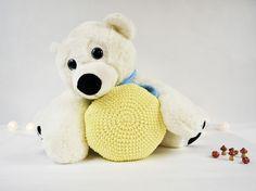 Poduszka dekoracyjna Baby - FikuMikuShop - Dekoracje pokoju dziecięcego