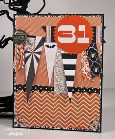 Happy Halloween! by tkcspot - Cards and Paper Crafts at Splitcoaststampers
