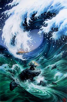 スターウォーズの和テイストといえば、現在発売中のルーカスフィルム公式ライセンス商品、浮世絵師・石川真澄氏制作のオリジナル スター・ウォーズ浮世絵。
